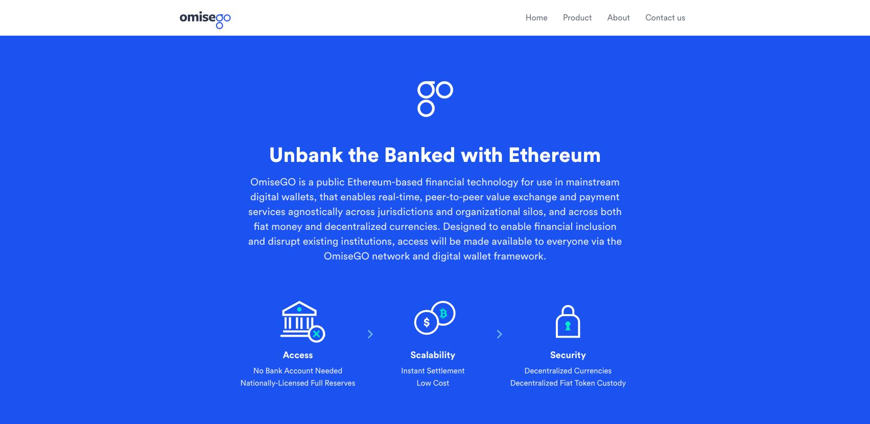 omisego-website